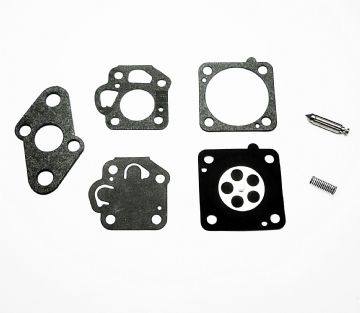 Carburettor Repair Kit, Needle, Spring, Gaskets, Mitsubishi T110, T130, T140, T180, T200 Trimmers, Brush Cutters
